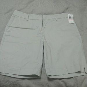 """Nautica classic 10"""" bermunda shorts"""